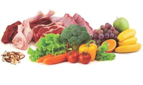 Paleo diet foods vegetables meat nuts