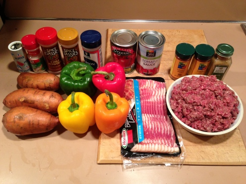 paleo chili ingredients