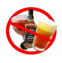 No Alcohol beer wine liquore