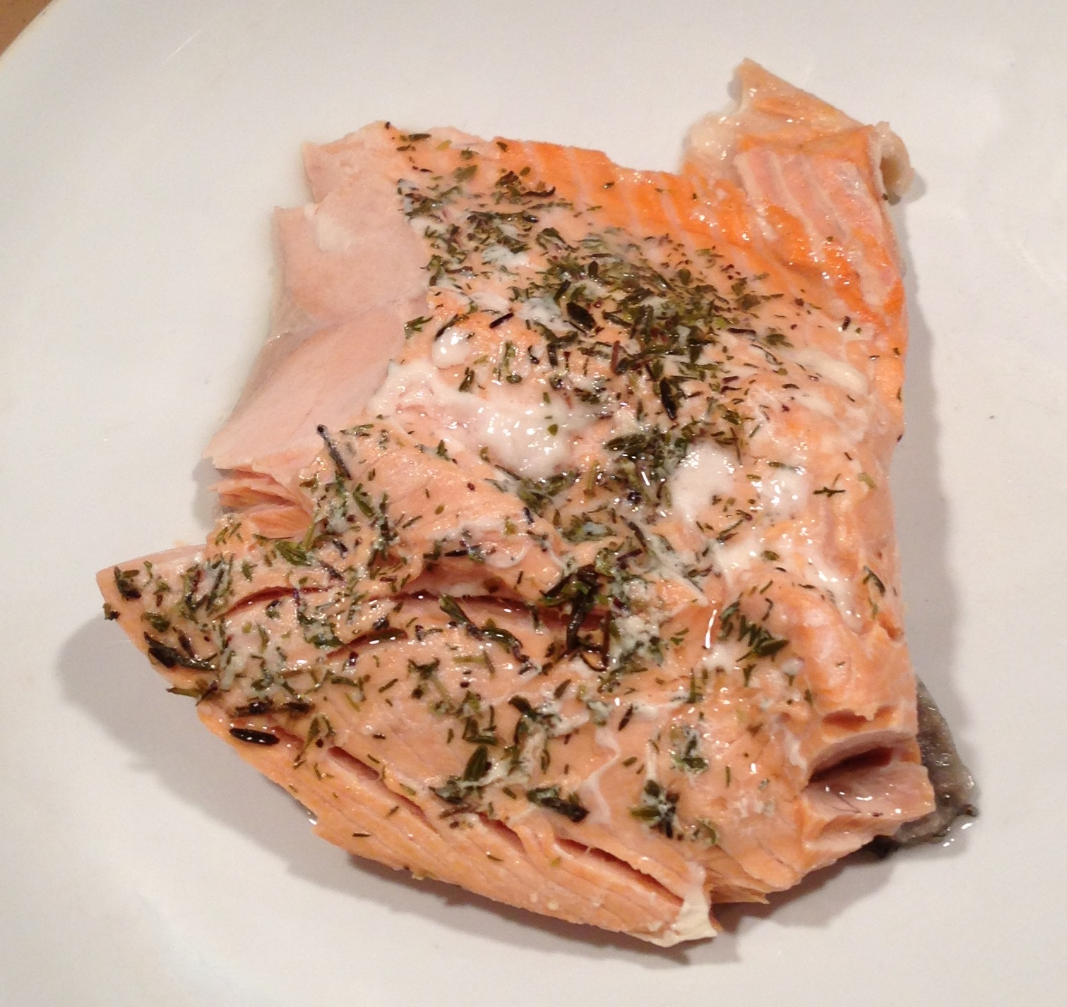 How delicious to cook pink salmon