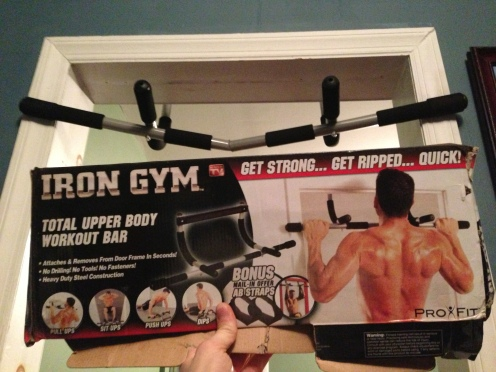 Iron Gym Pull Up Bar Worst Product Ever
