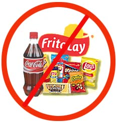no junk food sugar coke