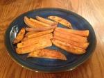 healthy paleo sweet potatofries