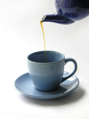 tea has antioxidants and fights cancer